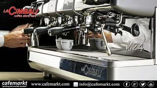 La Cimbali M24 Kahve Makinesi