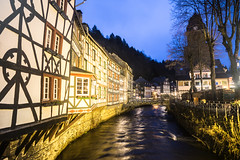 (Sepistö) Tags: rur germany halftimberedbuilding nordrheinwestfalen bridge river monsau deutschland monschau de