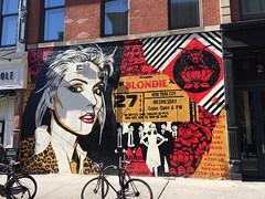 NYC 2018 (bella.m) Tags: graffiti streetart urbanart nyc usa newyork manhattan newyorkcitygraffiti art blondie blondie1979concert