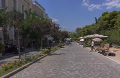 150 € (Ioannis Chrisakis) Tags: chrisakis square thisio travelers town pedestrian city athens street greece