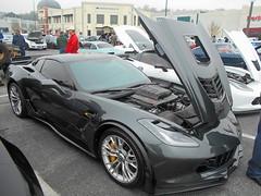 2019 Callaway SC757 Corvette (splattergraphics) Tags: 2019 callaway sc757 corvette c7 chevy blown carshow huntvalleyhorsepower huntvalleytownecentre huntvalleymd