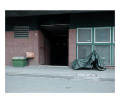 *** (dzarro72) Tags: urban street mundane motorcycle covered digital panasonic lumixlx100 warsaw