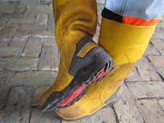 Yellow Dunlop Purofort+ Ultimate Safety (Noraboots1) Tags: dunlop dunlops purofort wellies rubber boots gummistiefel gummistøvler