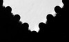 Perforation 13 x 13 1/4 (Alfredo Liverani) Tags: macromondays macro mondays closeup mm hmm italy pov dof jagged stamp francobollo texture italia philately filatelia bnw mono bianco e nero monocromo monochrome biancoenero bn black white blackandwhite blackwhite bw neroametà