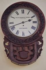 Clock at Capel Peniel Nantmor nr Beddgelert, built by one of Porthmadog`s finest Richard Bonner Thomas circa 1885 (Martin Pritchard) Tags: richard bonner thomas watchmaker clocks capel penile nantmor beddgelert snowdonia