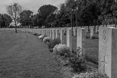 Sangro River War Cemetery (Audrey1dp) Tags: cimitero britannico torino di sangro abruzzo militare canon eos1300d 1300d