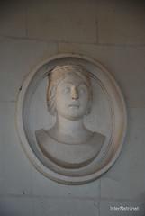 Замок Шенонсо Барельєфи InterNetri  France 064