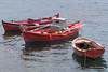 In a shade of red... (alekathom) Tags: boats boat traditional fishingboat sea red greece hellas fishingport traditionalfishingboats