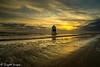 Burnham Goldern sunset (Twiglet Images) Tags: sunset nikon d600 benro tripod burnham lighthouse beach sand seaside coast river severn high tide burnhamonsea goldern sea sky ocean water wave