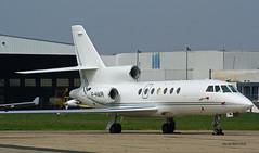 Dassault Falcon 50 ~ F-HAIR (Aero.passion DBC-1) Tags: spotting lbg 2010 aeropassion avion aircraft aviation plane dbc1 david biscove bourget airport dassault falcon 50 ~ fhair