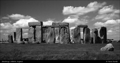 Stonehenge, Wiltshire, England Ilford HP5+ scan_777 (Trevor Durritt) Tags: ©trevordurritt canoneos1000f ilfordhp5 canonef35135mmf456usm stonehenge wiltshire england englishheritage film blackandwhite analogue hoyayellowfilter