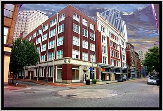 549 Baronne Street, New Orleans  Louisiana -  Architecture Chicago School