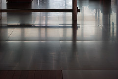 2018-04-FL-183485 (acme london) Tags: aluminium barcelona fira flooring hotel interior jeannouvel lobby renaissancehotelfira spain timber