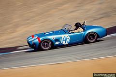1964 Shelby Cobra 289 (autoidiodyssey) Tags: 2017rolexmontereymotorsportsreunion rmmr montereyhistorics imsa rolexmontereymotorsportsreunion 1964 shelby cobra 289 chrismacallister salinas ca usa