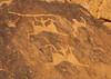 Petroglyphs depicting hunters on horses in abar himma, Najran Province, Najran, Saudi Arabia (Eric Lafforgue) Tags: abarhimasite ancient ancientcivilisation arabia arabianpeninsula archaeology art artandcraft birhima birhimma camels closeup colourimage culture day desert engraving gulfcountries heritage horizontal horseback hunter ksa ksa0744 middleeast nopeople petroglyph petroglyphs rock rockart rockcarving sandstone saudiarabia travel weathered najran najranprovince