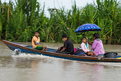 Migration and Forests Project, Peru (CIFOR) Tags: boat localpeople people transport transportation water communityforestry livelihoods livingconditions river waterresources coronelportillo ucayali peru pe