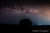 Colt Crag MIlky Way (Volvo) (sidrog28) Tags: car dark volvo milky way milkyway northeast colt reservoir stars long exposure iso