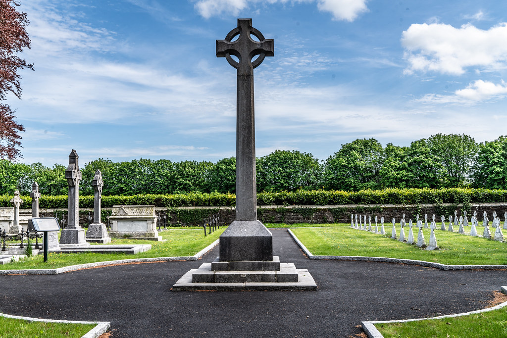 ST. PATRICK'S COLLEGE CEMETERY IN MAYNOOTH [SONY A7RIII IN FULL-FRAME MODE]-139557