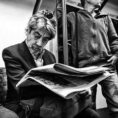 Central Line (slmimages) Tags: streetphotography londonunderground
