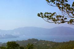 (getawaywjas) Tags: hongkong film newterritories landscape sea sailing