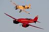 Mew Gull G-AEXF and de Havilland Comet G-ACSS (MUSTANG_P51) Tags: mew gull gaexf de havilland comet gacss percival dehavilland oldwarden shuttleworth