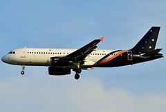 G-POWK Titan Airways Airbus A320-200 (czerwonyr) Tags: gpowk titan airways airbus a320200 eddf fra