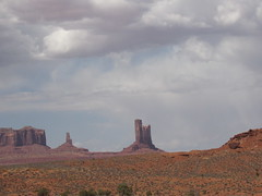Monument Valley 4 (jadedirishgryphon) Tags: monumentvalley southwest landscape