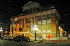 The Cuban Club (Infinity & Beyond Photography) Tags: cuban club circulo cubana building architecture ybor city tampa florida night photo historic