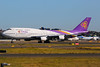 HS-TGZ (Mark Harris photography) Tags: spotting yssy sydney aviation canon 5d