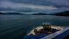 Rumbo sur (Miradortigre) Tags: boat barco ferry island isla newzealand nuevazelanda paisaje landscape storm lluvia tormenta rain