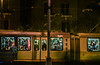 after the giant's vs. national's game (pbo31) Tags: sanfrancisco city urban california night dark color april 2018 spring boury pbo31 nikon d810 southbeach embarcadero giants baseball muni fans sport motionblur packed crowd transit game post nationals