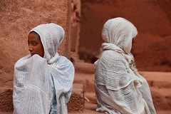 lalibela (20) (Neal J.Wilson) Tags: women pilgrims religion lalibela ethiopia africa travel nikon