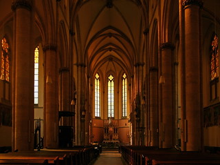 In der Pfarrkirche St. Othmar unter den Weißgerbern