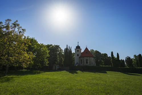 Settlement Levý Hradec, Roztoky