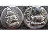 Persis Ardashir IV (Baltimore Bob) Tags: ancient coin money silver persia persian iran iranian persis ardashiriv minuchetiriv persepolis diobol