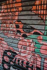Takeshita Street, Harajuku, Tokyo (Black Hat Originals) Tags: cc landscape art honeymoon street takeshita city graffiti harajuku urban nikon lightroom d5300 adobe streetart winter cityscape japan tokyo