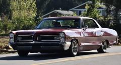 1966 Pontiac Parisienne (Custom_Cab) Tags: 1966 pontiac parisienne 4door 4 door hardtop red car canada canadian
