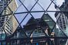30 St Mary Axe (The Gherkin) (AldoGDiosdado) Tags: aldodiosdado uk unitedkingdom streetphotography streetphoto fotografíadecalle fotodecalle fotodocumental documentaryphotography documentary documental architecture arquitectura neofuturistic neofuturism foster normanfoster europe europa canon