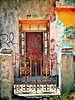 ○● Deterioro ●○ (ivethmendez86) Tags: casavieja casaantigua old home antiguo viejo ruinas puerta door beautiful nice shoot textures mexico colors colorful colores architecture arquitecturatradicional oldhouse