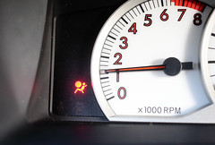 Airbag Warning Light and RPM limit meter (yourbestdigs) Tags: obd2 scanner obdii scan car eobd rpm per minute revolutions airbag warning light indicator service dash dashboard