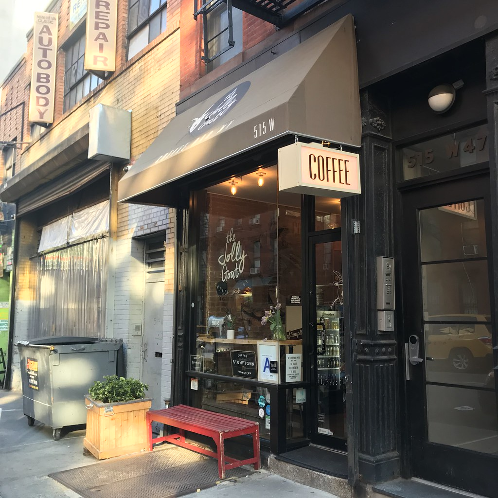 Best Cafes In Hell S Kitchen