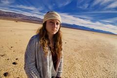 Sierra Desert (SkylerBrown) Tags: sierrabrown california deathvalley desert female girl nature travel