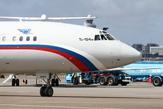 Russian Air Force Tu-154M RA-85042 lands at Schiphol Amsterdam airport (Paul-760) Tags: tupolev tu154m tupolev154 ty154 tu154 russianairforce schiphol