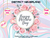 Mother's day sale background with beautiful pink roses on marble background. Vector illustration template banners. Wallpaper flyers, invitation, posters, brochure, voucher discount. (Adris King) Tags: mother vector motherday motherdaysale lady offer poster sale mather mothersday banner spring day advertising flower background business fashion design abstract floral frame rose shopping paper mom fresh label discount layout flora promo tag card clearance colorful flyer gift holiday illustration marble market may price promotion season template website
