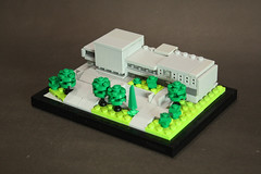 Social and Cultural Center (vir-a-cocha) Tags: building microscale architecture moc lego viracocha
