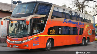 Nº 2532 / Marcopolo Paradiso G7 1800 DD / Pullman Bus