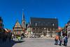 Das Rathaus in Quedlinburg (Jonny__B_Kirchhain) Tags: rathaus marktplatz quedlinburg landkreisharz sachsenanhalt deutschland germany allemagne alemania germania 德國 德意志 федеративная республика германия alemanha repúblicafederaldaalemanha niemcy republikafederalnaniemiec