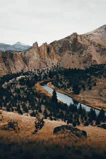 smith rock bend