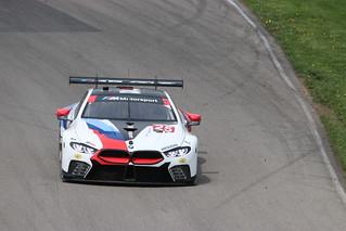 25 BMW Team RLL BMW M8 GTE