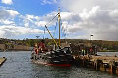 VIC 32 (Zak355) Tags: rothesay isleofbute bute scotland scottish vic32 pufferboat puffer clydepuffer riverclyde ship boat vessel savethepuffer holidays